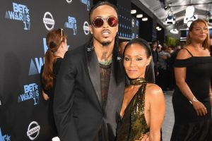 August Alsina Previously Alluded to Rumored Relationship and Breakup with Jada Pinkett Smith