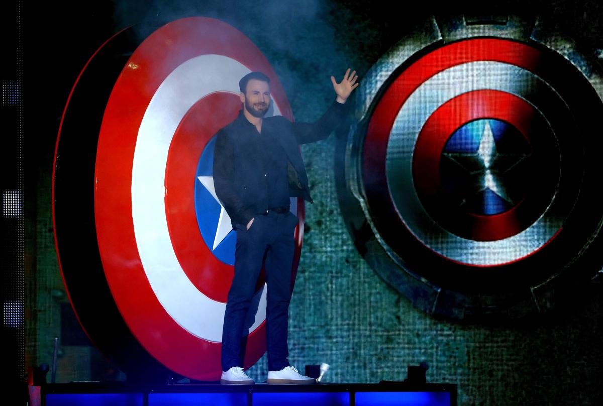 Avengers: Endgame Captain America Chris Evans