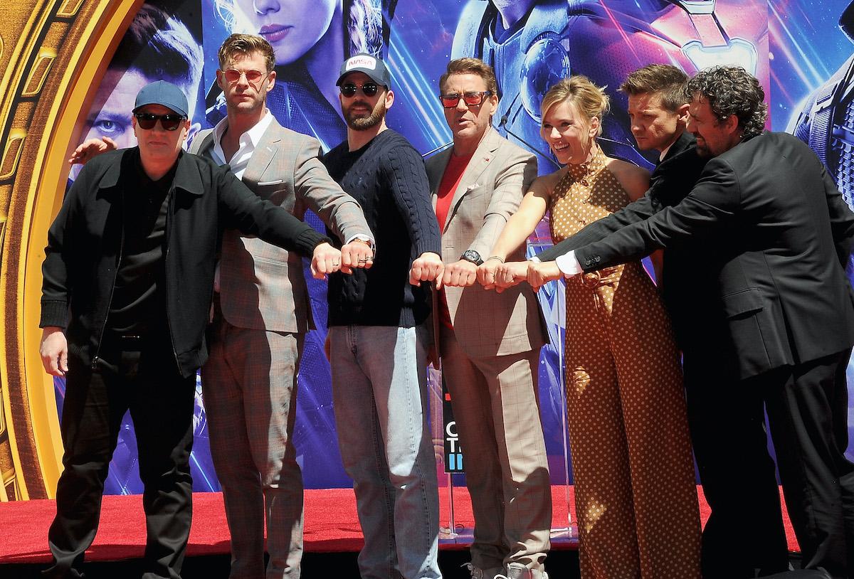 Marvel Studios' 'Avengers: Endgame' cast