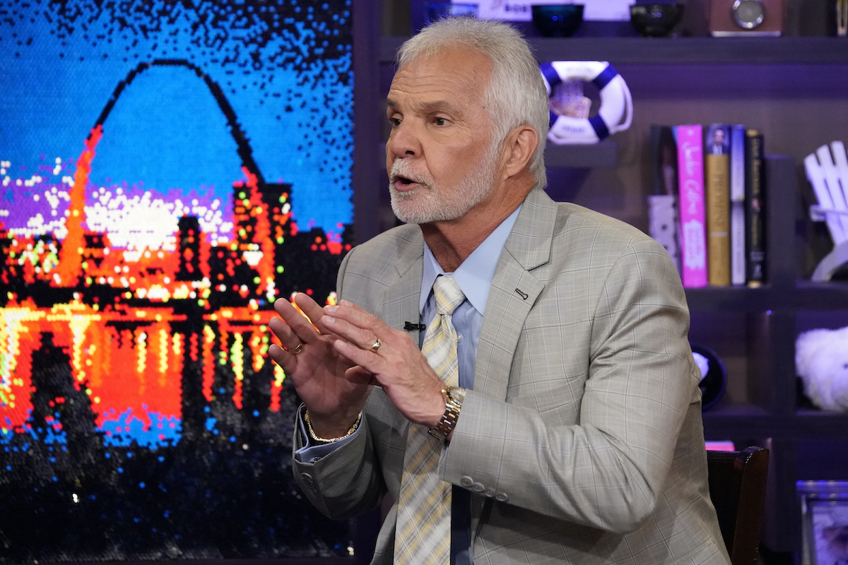 Captain Lee Rosbach from 'Below Deck'