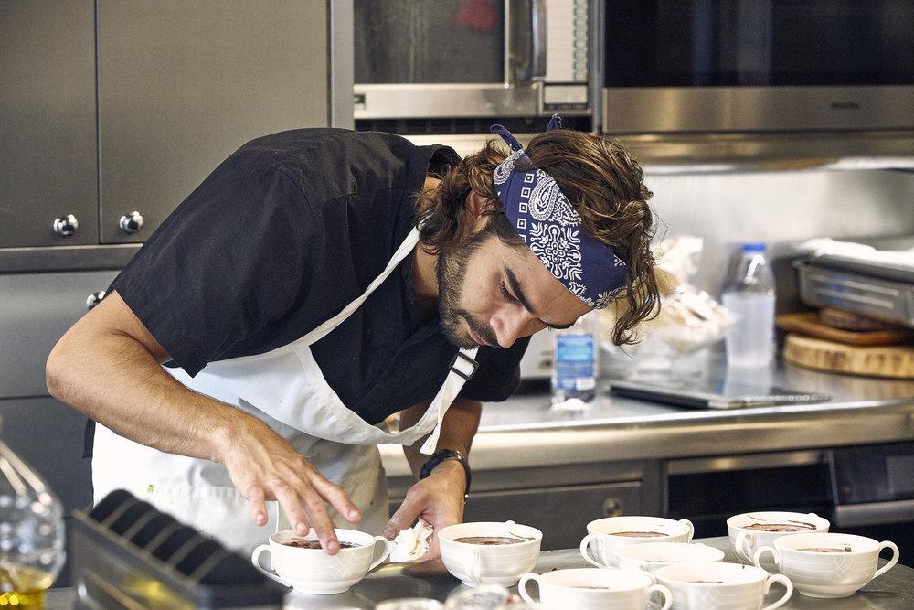 """Chef Hindrigo """"Kiko"""" Lorran from 'Below Deck Med'"""