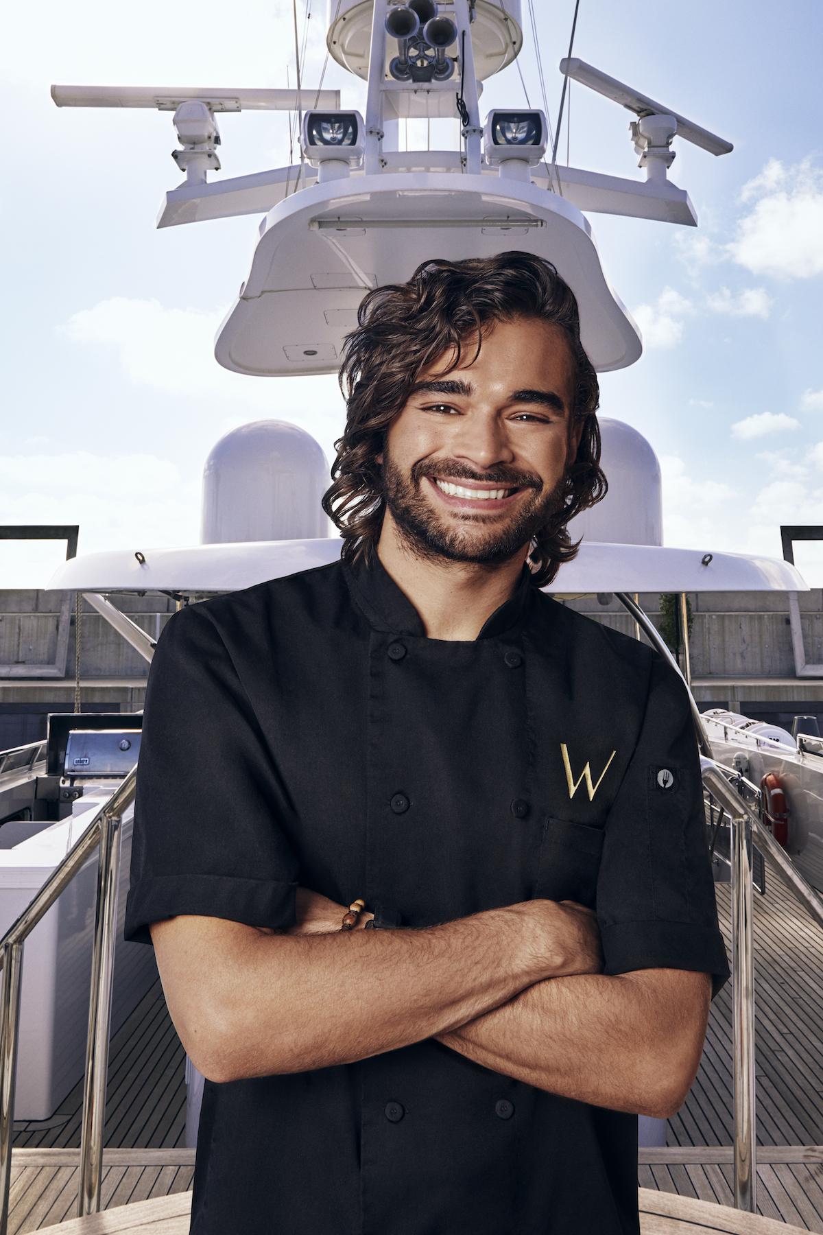 Hindrigo Lorran from 'Below Deck Med'