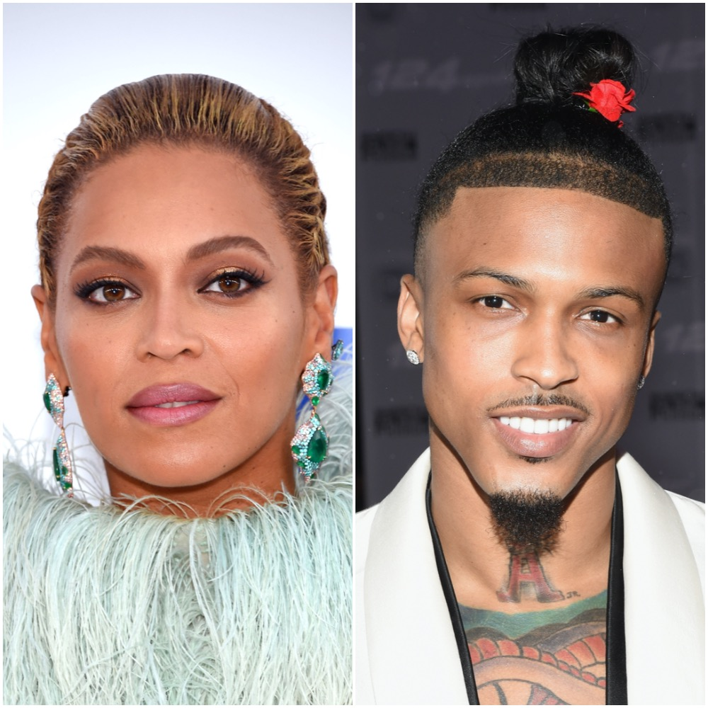 Beyoncé and August Alsina