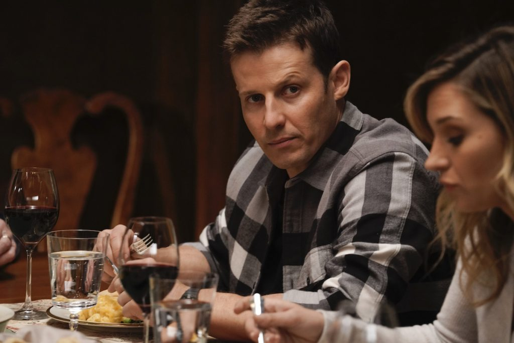 Will Estes and Vanessa Ray on 'Blue Bloods'