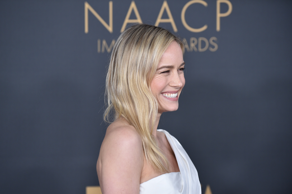 Brie Larson at the NAACP Image Awards