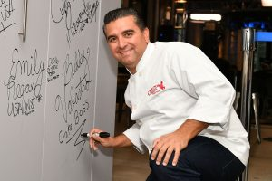 How Buddy Valastro's Dangerous Hobby Eventually Led to His Sweet Success