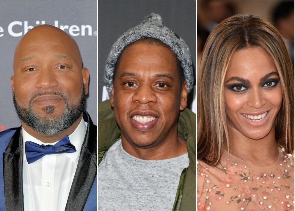 Bun B, JAY-Z, Beyoncé
