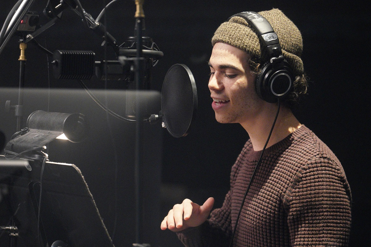 Descendants star Cameron Boyce