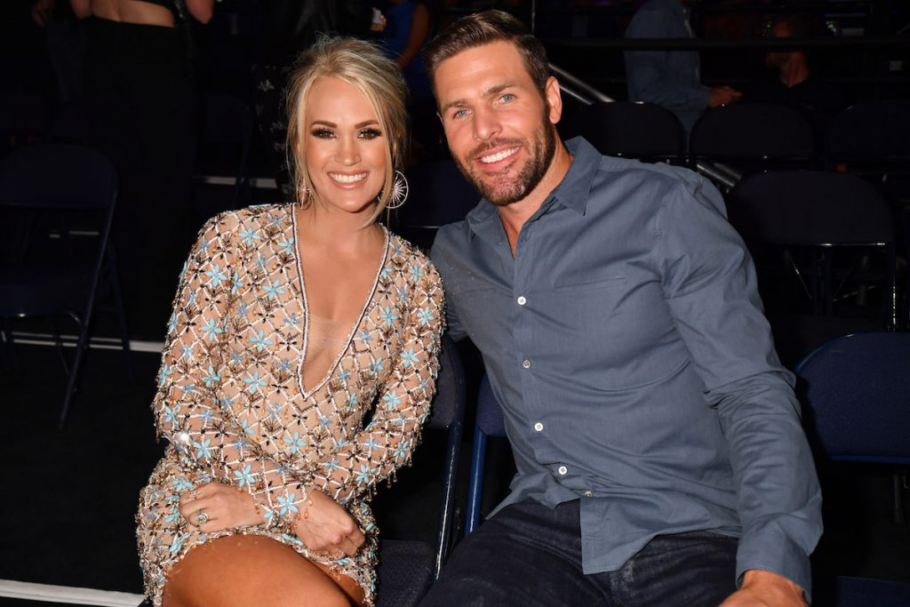 Carrie Underwood And Mike Fisher Celebrate 10 Years Of Marriage