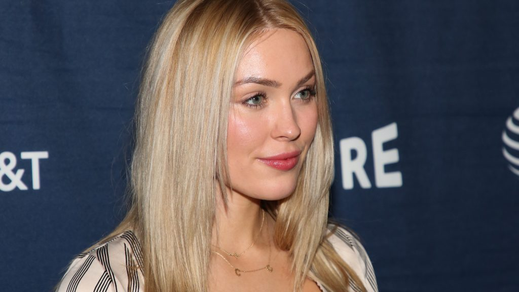 The Bachelor star Cassie Randolph attends the Vulture Festival Los Angeles 2019 - Day 1 at Hollywood Roosevelt Hotel on November 09, 2019 in Hollywood, California.