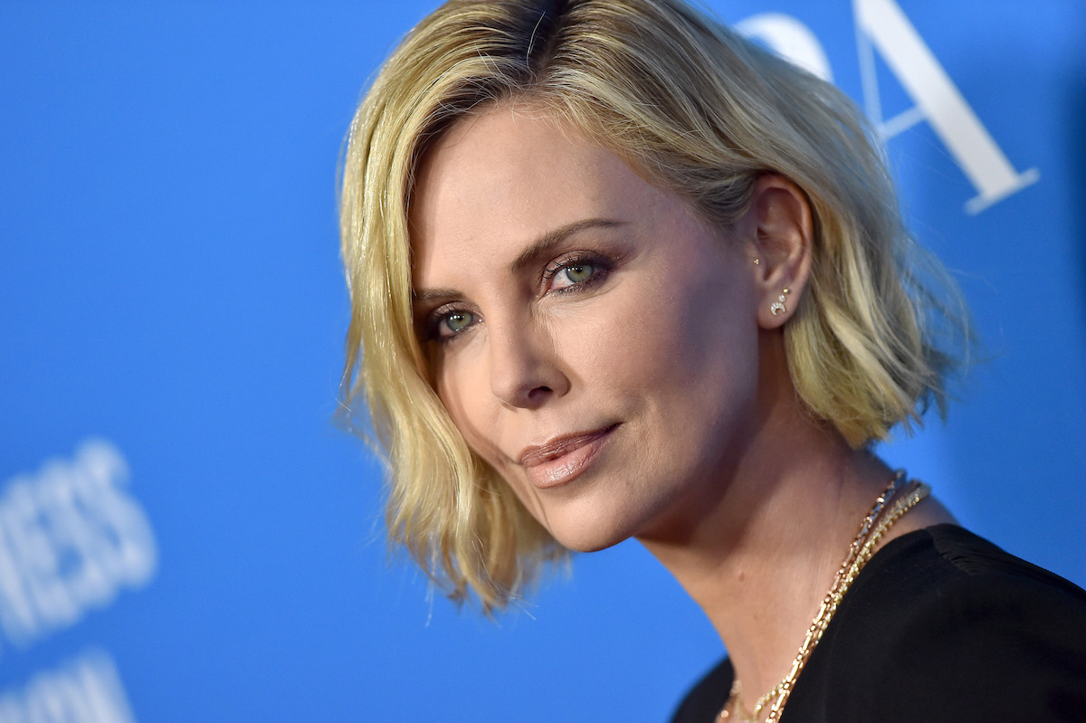Charlize Theron 'insulted' by extra Italian Job driving training