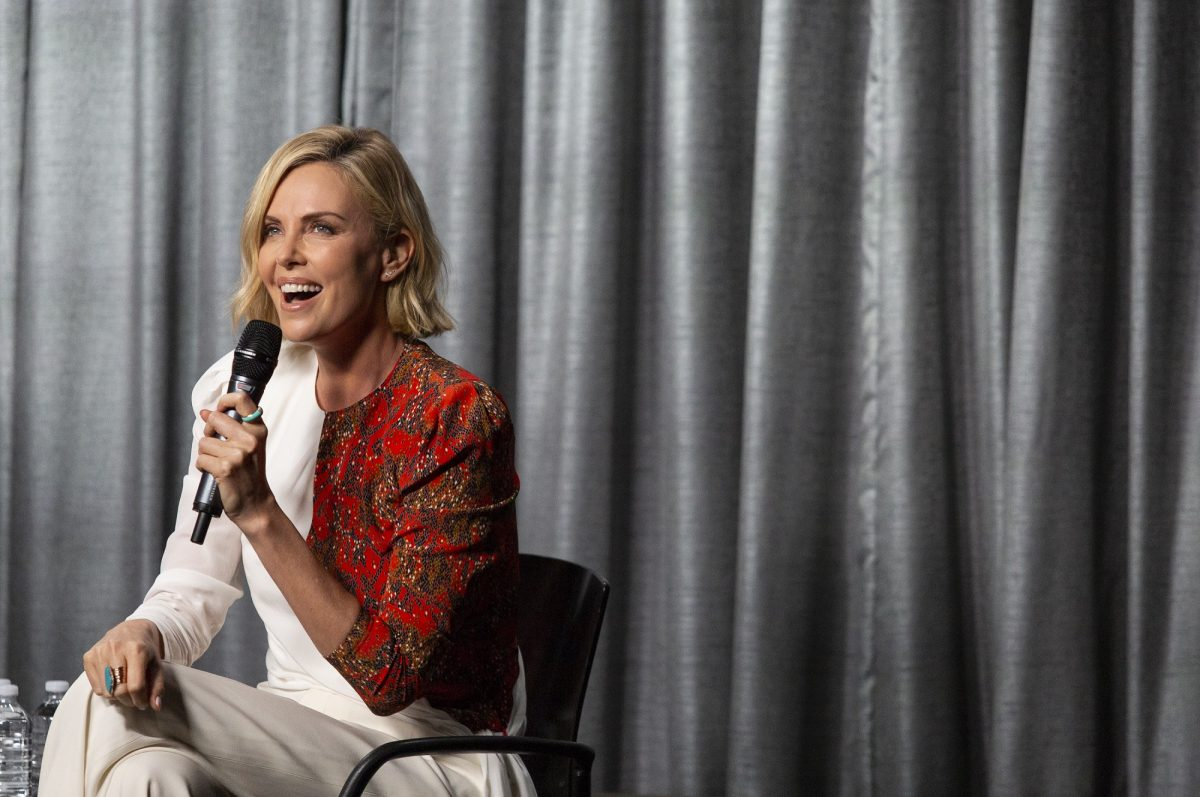 Charlize Theron Tully Q&A