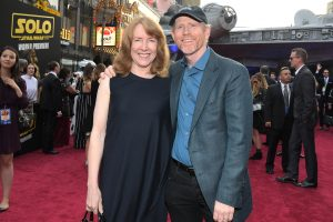 Director Ron Howard Was Quarantined From His Wife Before Their Anniversary