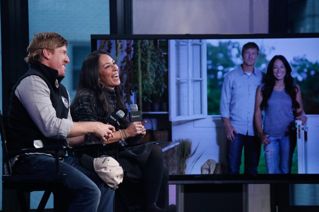 Chip and Joanna Gaines |  Rob Kim / Getty Images