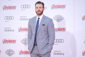 Captain America Chris Evans Sparks Romance Rumors With a 'Downton Abbey' Star