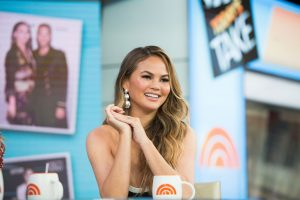 Chrissy Teigen Admits She Is 'Not as Strong as People Think'