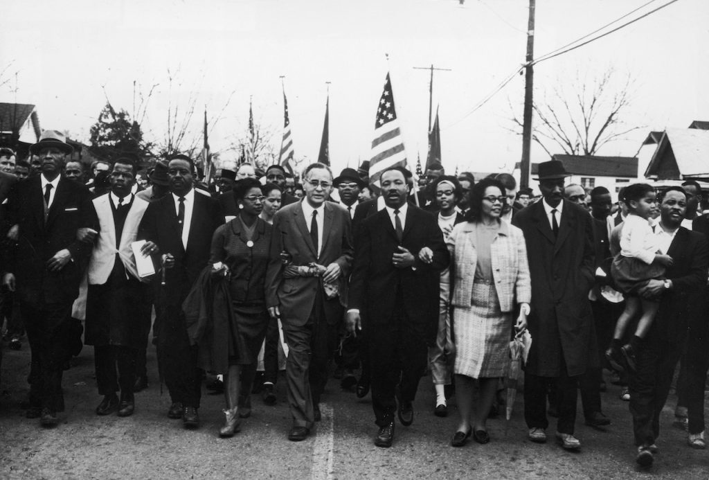 Civil Rights Movement with Dr. Martin Luther King