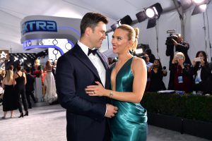 Scarlett Johansson and Colin Jost: The One Way They're Getting Closer Before They Get Married