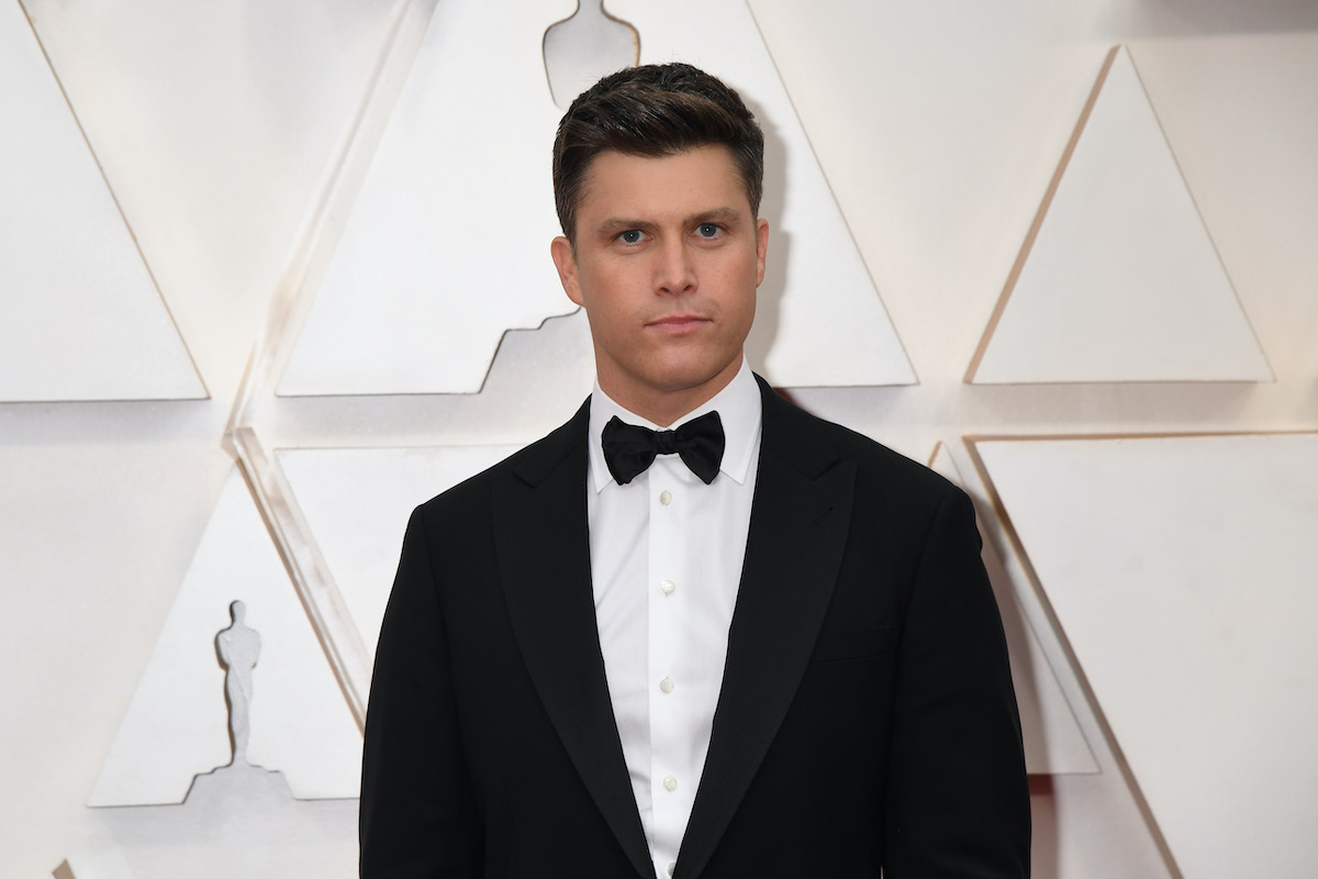 Colin Jost at the 92nd Annual Academy Awards