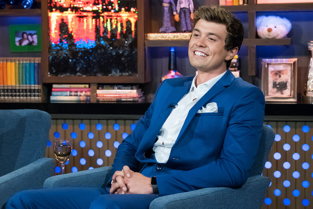 Conrad Empson from 'Below Deck Med'