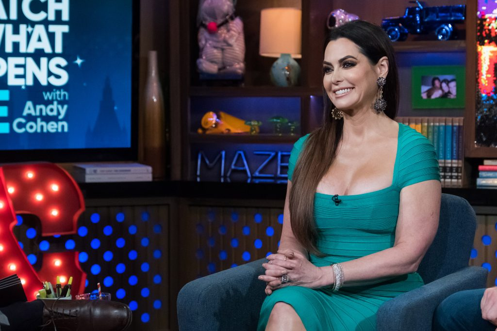 Watch What Happens Live With Andy Cohen Pictured: D'Andra Simmons