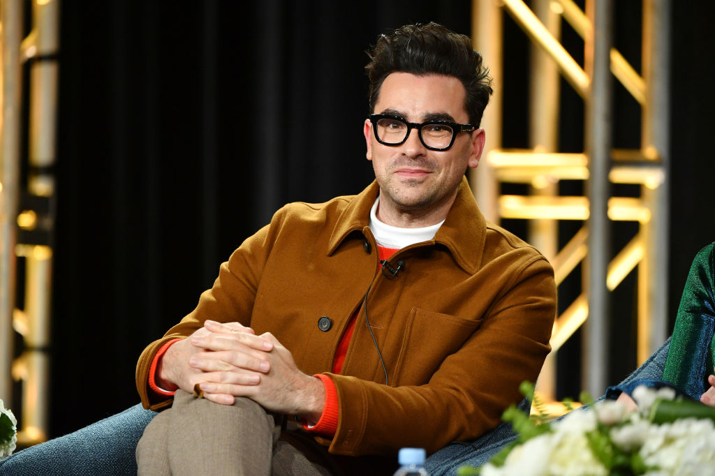 Dan Levy of Schitt's Creek
