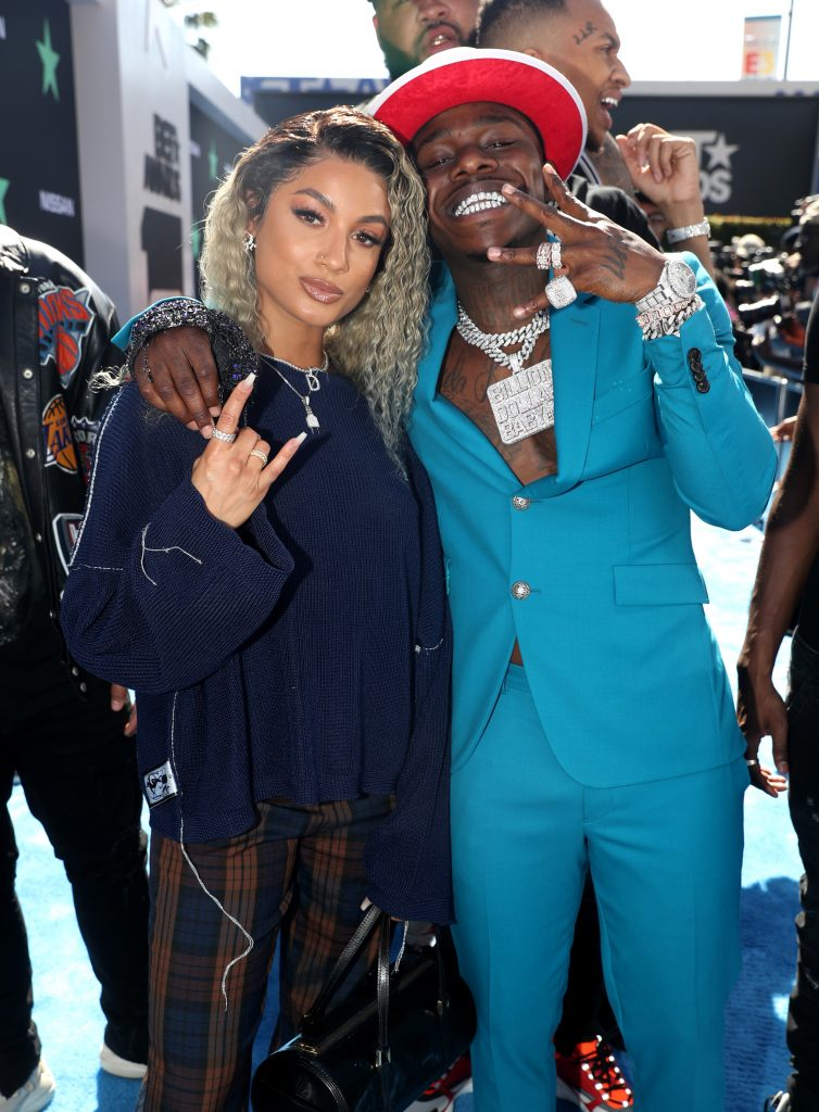 DaniLeigh and DaBaby in 2019