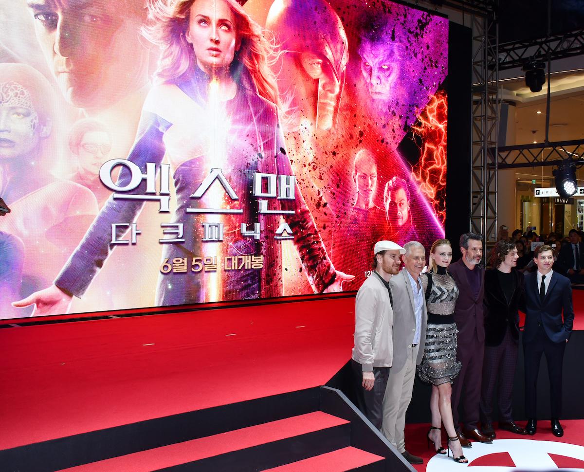 The South Korean premiere of 'X-Men: Dark Phoenix'