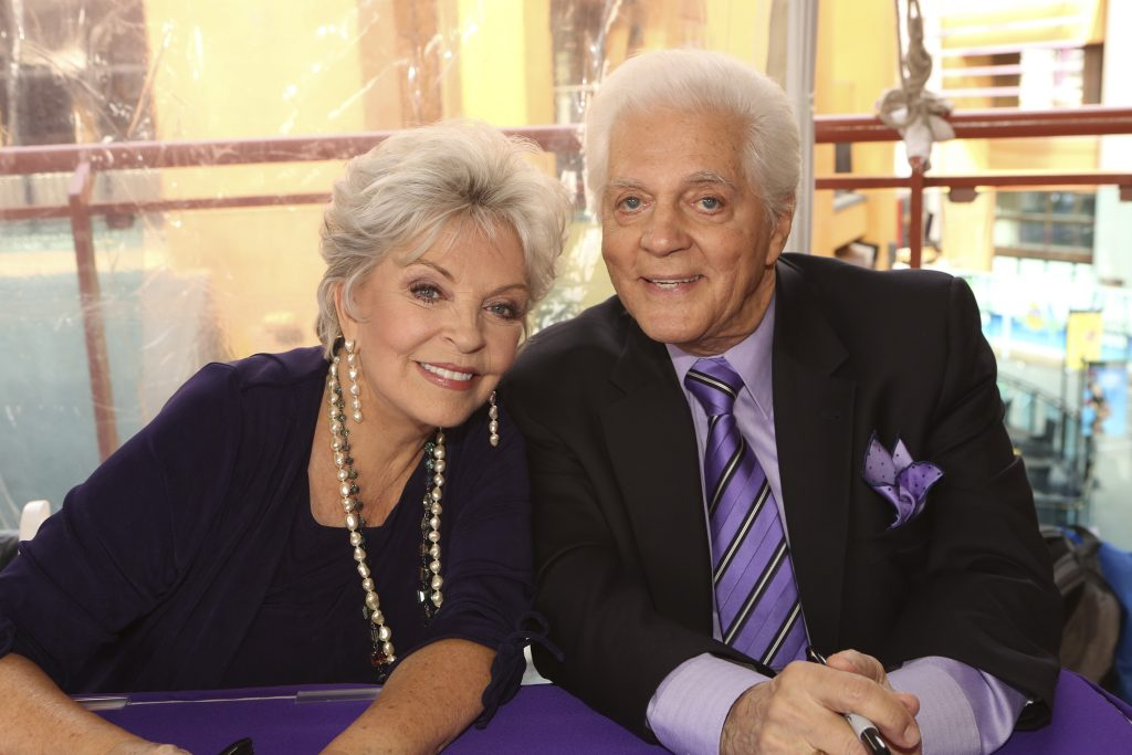 Susan Seaforth Hayes, Bill Hayes of 'Days of Our Lives'