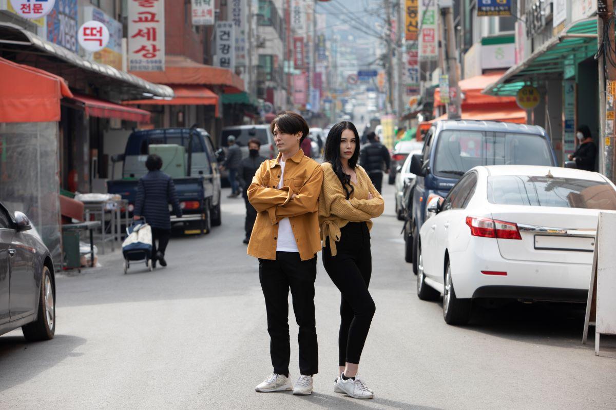 90 Day Fiancé stars Jihoon Lee and Deavan Clegg