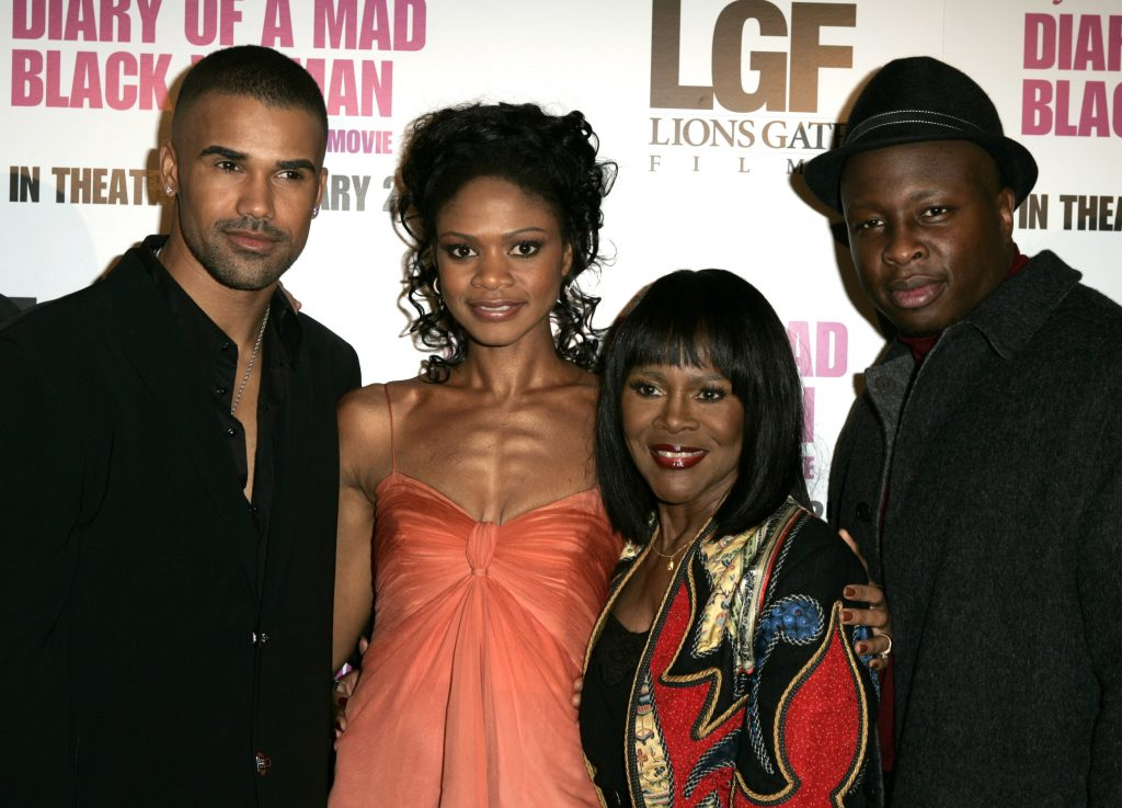 Tyler Perry's 'Diary of a Mad Black Woman' cast