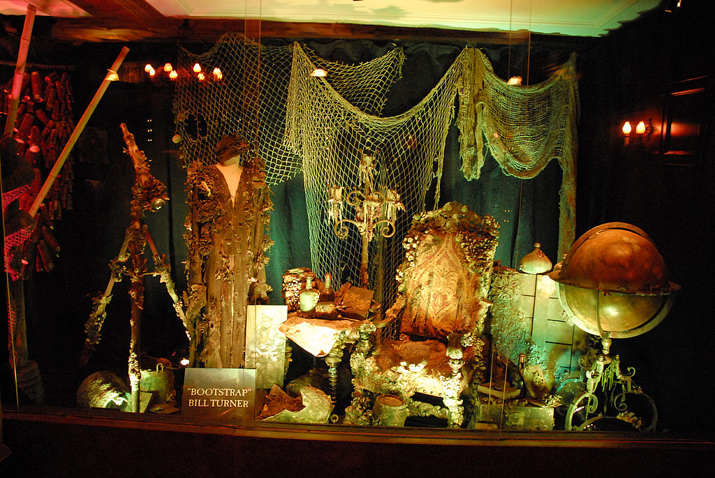 'Pirates of the Caribbean: At World's End' Display during Disney's 'Pirates of the Caribbean: At World's End'