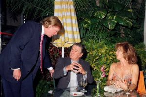 Regis Philbin Thought Donald Trump Was Fascinating