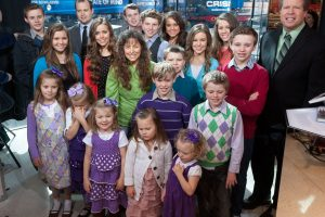 'Counting On': Michelle Duggar Admits She Cropped Jill Duggar Out of Recent Family Photo