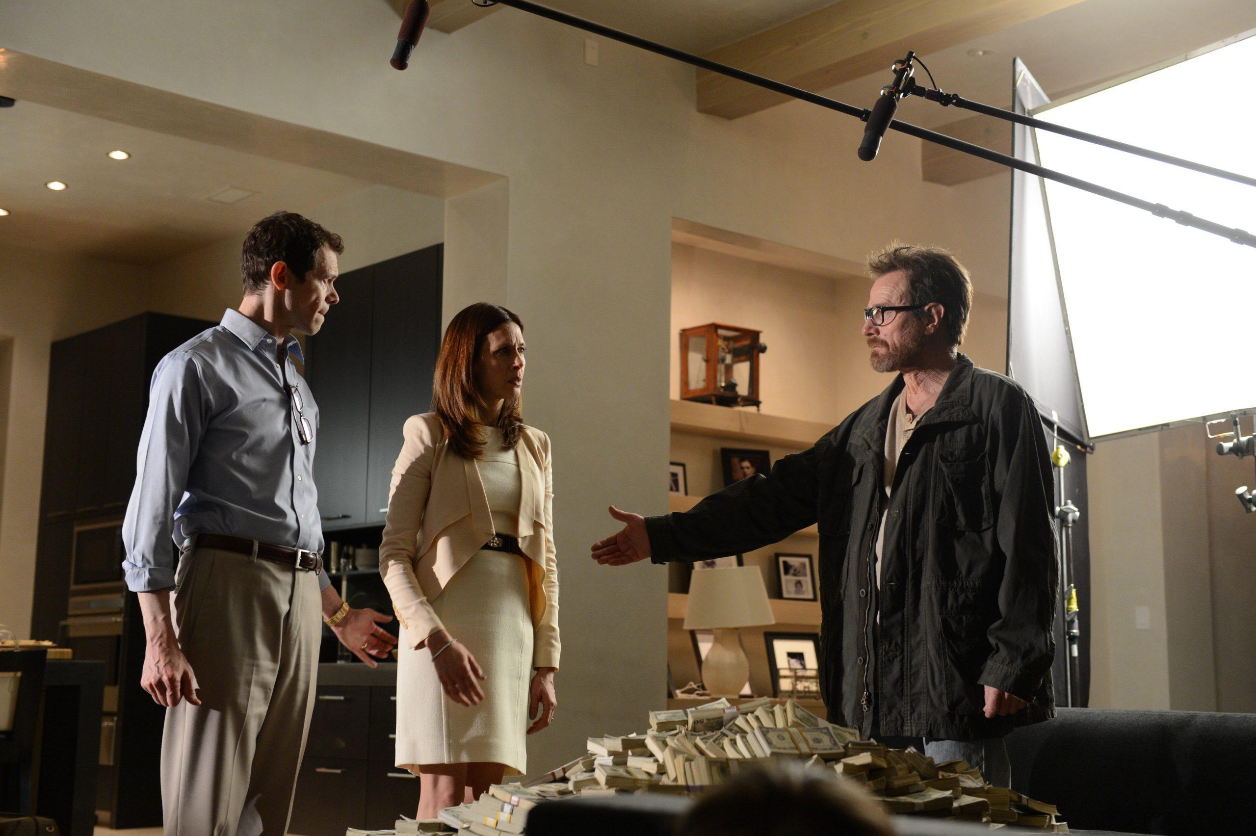 Elliot, Gretchen, and Walt