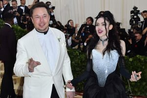 Elon Musk Just Admitted He Doesn't Do Nearly as Much for His Newborn Baby as Grimes