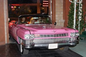 Elvis Owned Over 200 Cadillacs With a Preference for Pink Models