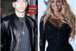 Why Eminem Is 'Stressed Out' About Mariah Carey's Upcoming Memoir