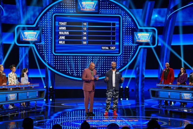 'Family Feud' Had a Host With a Strange and Outdated Good-Luck Practice