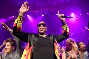 Flo Rida Wrapped a Car in Gold and Made It Worth Over $2 Million