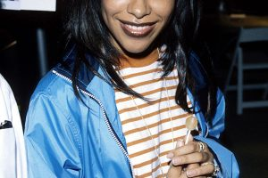 Aaliyah Was The Inspiration Behind Tommy Hilfiger's Clothing Line For Women