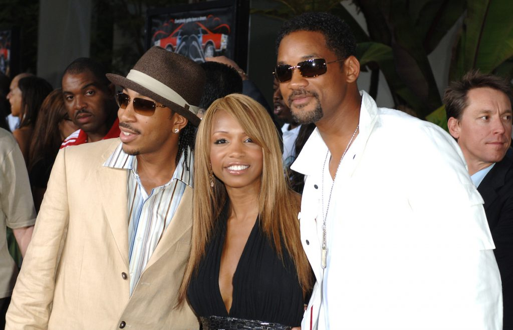 Ludacris, Elise Neal, and Will Smith