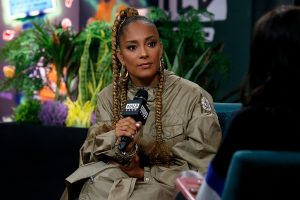 'The Real:' Amanda Seales Details Disagreement With Show Producer Before Her Exit