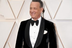 Tom Hanks on the 5 Captains He's Played in His Movies
