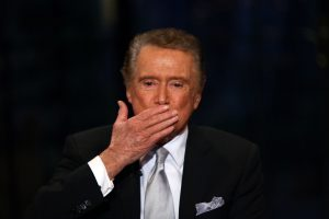 How Regis Philbin Said He Would Like to Be Remembered
