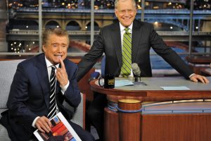 How Regis Philbin Cheered a Grieving Nation After 9/11 on 'The Late Show With David Letterman'
