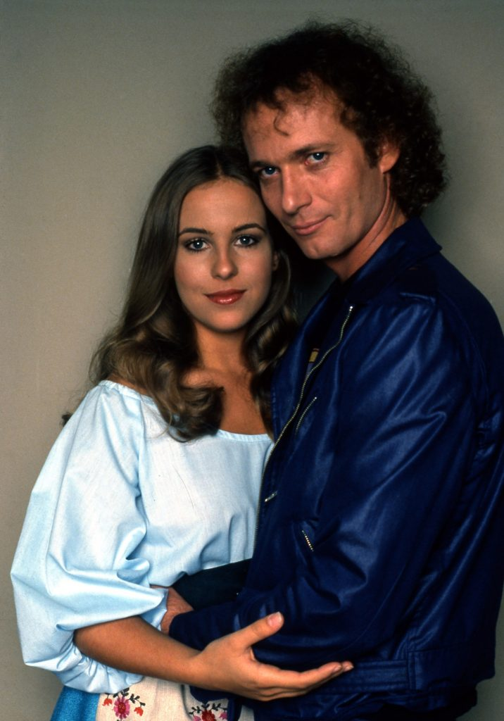 Genie Francis and Anthony Geary of 'General Hospital'