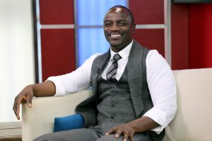 Akon Sources All His Bling From a Diamond Mine in South Africa That He Owns