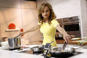 'Today': Giada De Laurentiis' Bengal Cat Ambushes Her Appearance on the Morning Show
