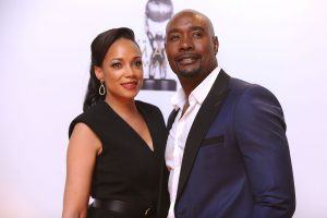 Social Media Is Gushing Over Morris Chestnut But Who Is His Wife, Pam Byse?